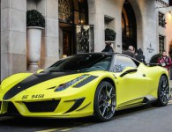 Le Ferrari Siracuse de Samuel Eto'o