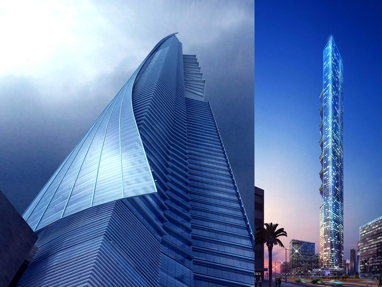 DUBAI : Allez plus haut ! verticalité, design, démesure