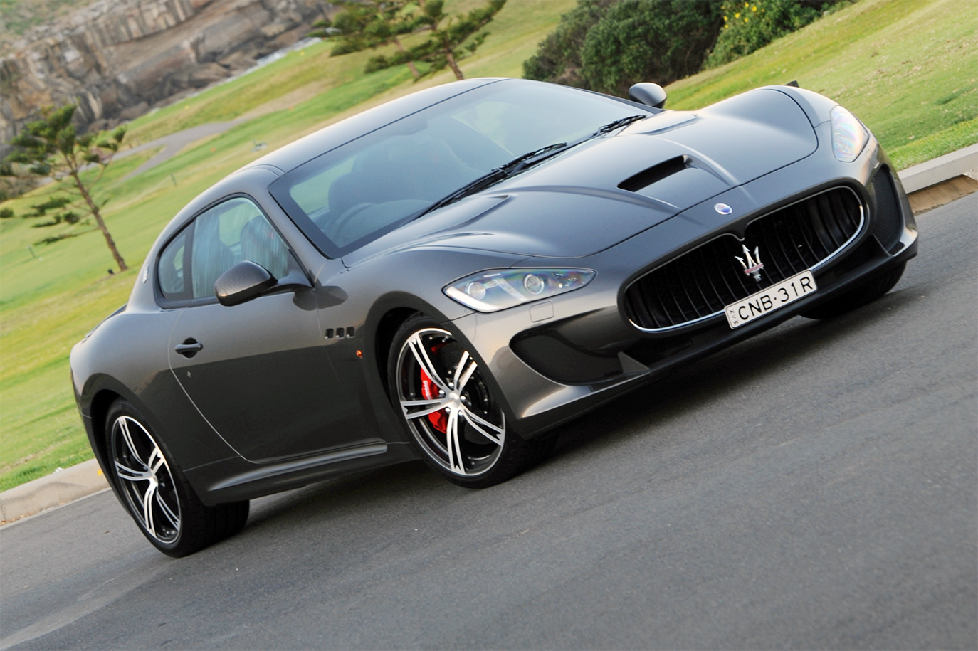 Maserati 2015 Granturismo