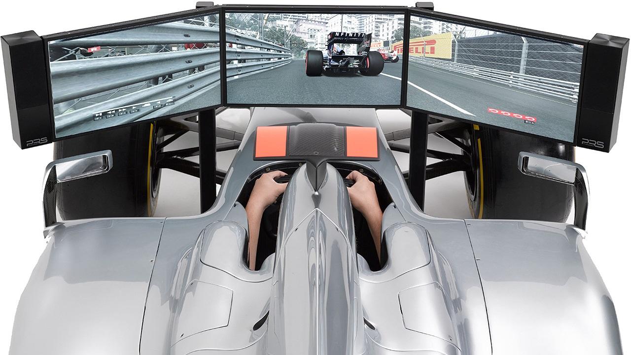 formula one racing simulation - photo #4